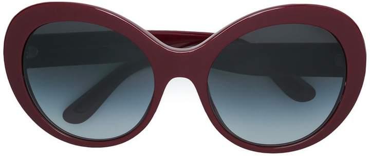Dolce & Gabbana Eyewear round sunglasses