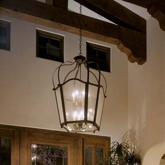 clear 2nd Ave Design La Palma 2-Light Outdoor Wall Lantern 2nd Ave Design Finish: Antique Rust, Shade Type Acrylic