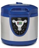 Maxi Matic Elite Platinum Stainless Steel Electric Pressure Cooker EPM-607
