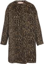 Brock Collection Cynthia Fur Coat