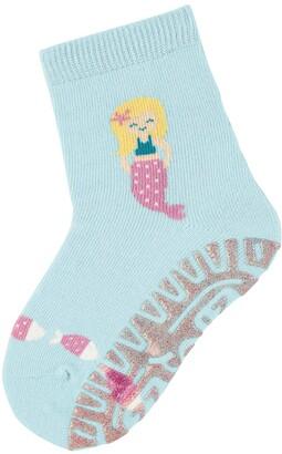Sterntaler Baby Girls' Glitzer Flitzer Sun Meerjungfr Calf Socks