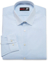 Jf J.Ferrar JF Stretch Slim Fit Long Sleeve Dress Shirt