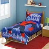Marvel Spiderman Suit Toddler Bedding Hero Comforter Sheets