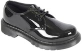 Dr. Martens 1461 3-Eye Patent Leather Derby (Little Kid & Big Kid)