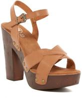 EXE Platform Sandal