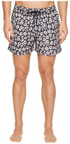 Paul Smith Short Classic Etched Floral Swimsuit Men's Swimwear
