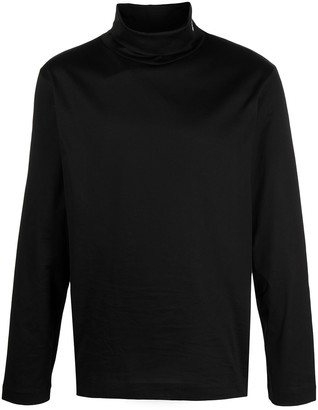 Études Award long-sleeved accent top