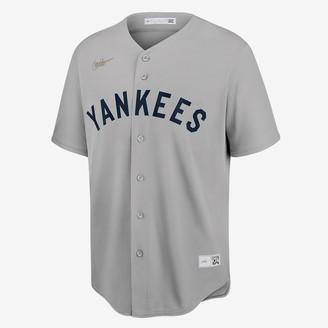 Nike Men's Cooperstown Baseball Jersey MLB New York Yankees (Mickey Mantle)