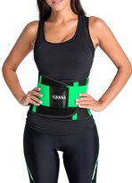YIANNA Waist Cincher Tummy Trimmer Trainers Belt Weight Loss Slimming Girdle Corset , CA-YA8002-L