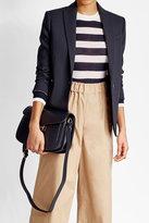 Vanessa Seward Leather Shoulder Bag