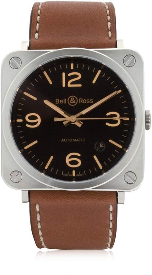 Bell & Ross Brs 92 Steel Golden Heritage Watch