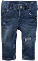 Carter's 5-Pocket Distressed Jeans