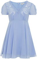 Wolfwhistle Wolf & Whistle Juliette Embroidered Dress