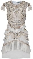 Thurley Dawn Mini Tassel Mini Dress