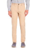 Ganesh Flat Front Slim Fit Pants