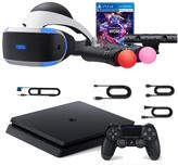 Sony PlayStation 4 Core 1TB Console with PlayStation VR Worlds Bundle