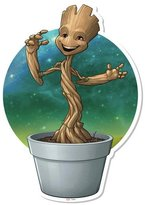 Marvel Guardians of the Galaxy Plant Wall Art