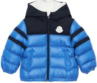 Moncler Elm Laque Nylon Down Jacket