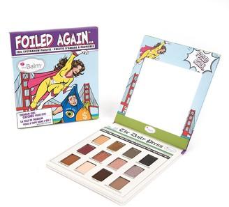 TheBalm Foiled Again... Foil Eyeshadow Palette