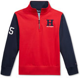 Tommy Hilfiger Matt Half-Zip Sweater, Big Boys (8-20)