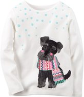Carter's Graphic Top (Baby) - Puppy-24 Months