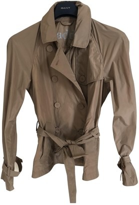 ADD Camel Trench Coat for Women