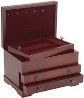 Reed & Barton Colonial Jewelry Chest