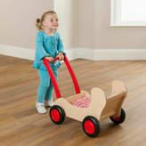 Freya Me and Wooden Pram Cart