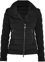 Moncler Antigone Quilted Shell Down Jacket - Black
