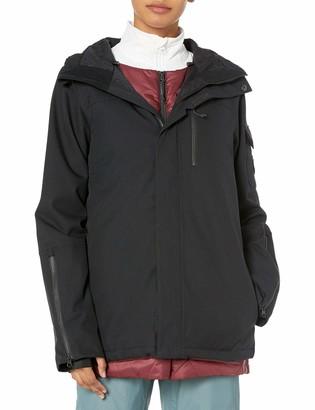 Volcom Women's Vault 4-in-1 Insulated Snow Jacket