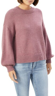 French Connection Slouchy Crew Neck Knit