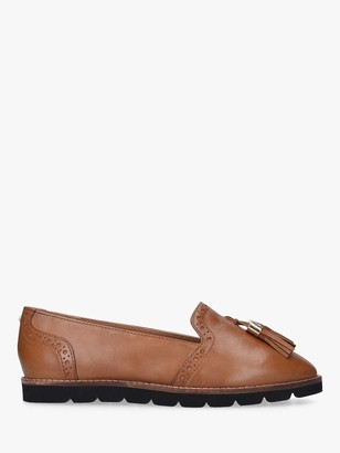Carvela Miller Leather Loafers
