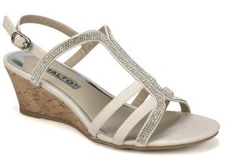 Rialto Cranny Women's Wedge Sandals