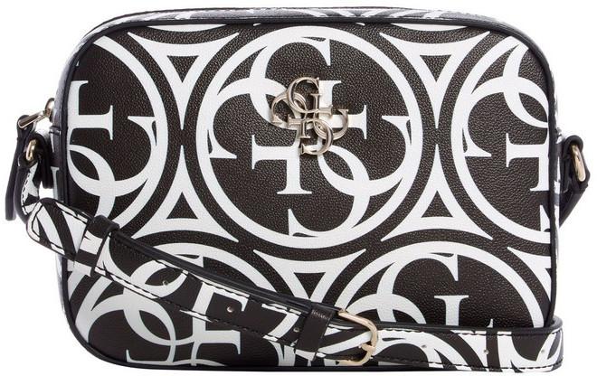 GUESS HG669112BLA Kamryn Zip Top Crossbody Bag