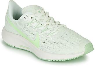 Nike ZOOM PEGASUS 36 women's Running Trainers in Green