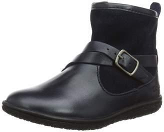 Kickers Girls' Viktor Slouch Boots