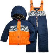 Weatherproof Boys Heavyweight Snow Suit-Baby