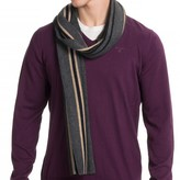Portolano Stripe Cashmere-Blend Scarf (For Men)