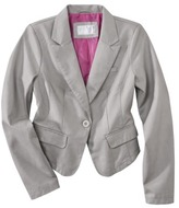 Xhilaration Faux Leather Blazer - Assorted Colors