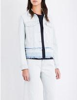 J Brand Deena denim jacket