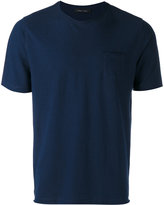 Roberto Collina patch pocket T-shirt