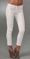 The Straw Ankle Legging Jeans