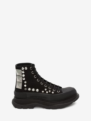 Alexander McQueen Tread Slick Boot