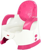 Fisher-Price Custom Comfort Potty - Pink
