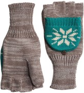 Woolrich Jacquard Popover Glomits Gloves - Fingerless (For Women)