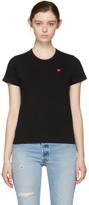 Comme des Garcons Black Small Heart T-shirt