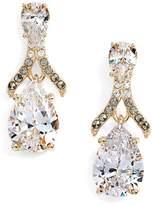 Judith Jack Women's Cubic Zirconia Drop Earrings