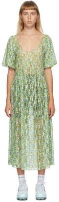Collina Strada Green Princess Mariposa Dress