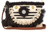 Figue Bardot Tuk Tuk embellished clutch