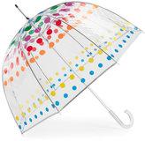 totes Polka Dot Bubble Umbrella